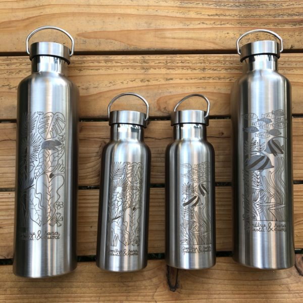 thermos inbox bouteille isotherme inox serie limitée